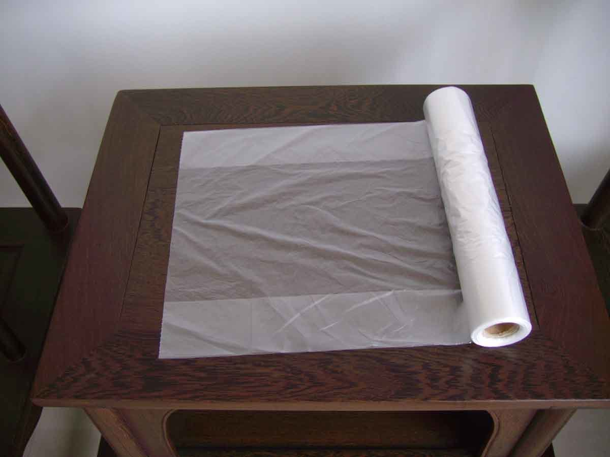 on Roll Plastic Bag HDPE/LDPE