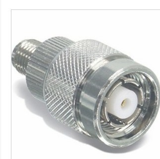 RP TNC Male to SMA Female Adapter RF Coaxial Connector