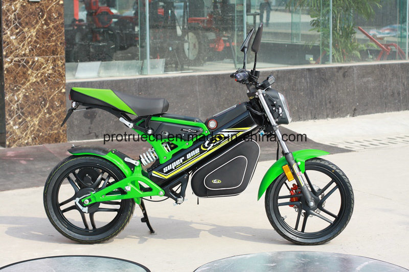 Folding Electric Motorcycle (SP-EM-06)