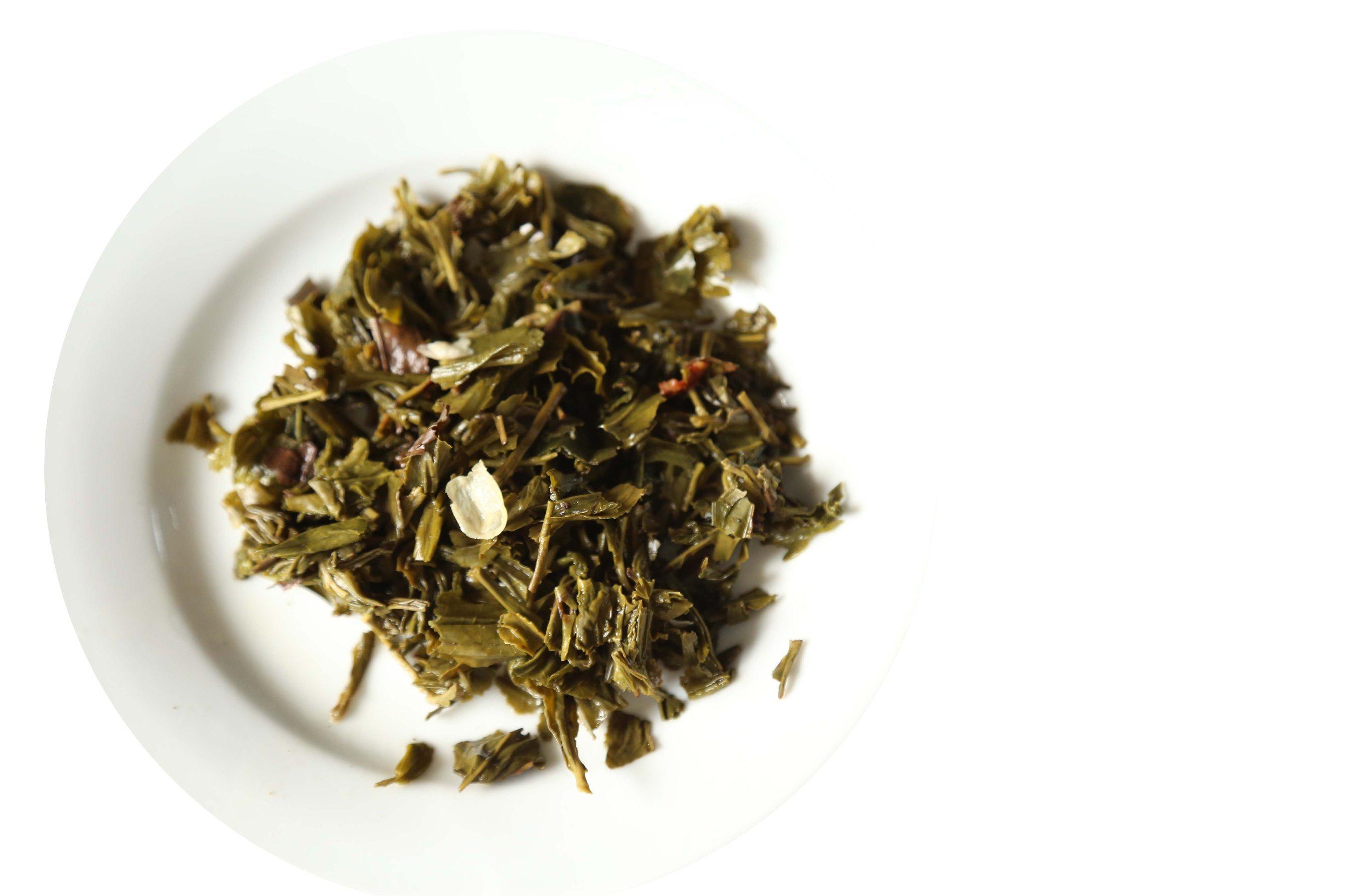 Green Tea Jasmine Tea