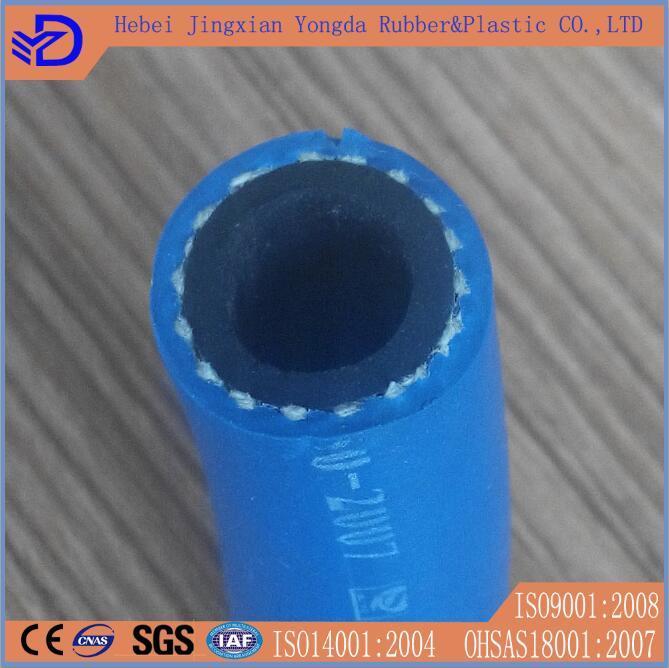 Low Pressure Big Diameter Fabric or Nylon Rubber Hose