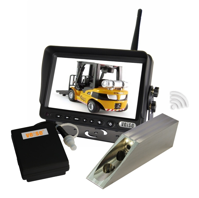 Telescopic Truck Camera with 7inch Digital TFT LCD Screen
