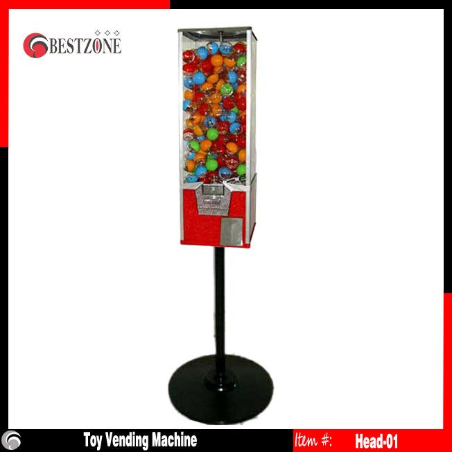 Plastic Capsules Vending Machine