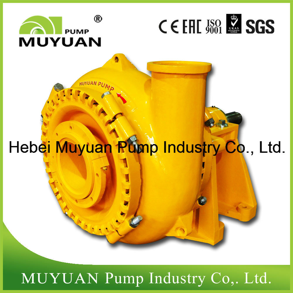 Heavy Duty Centrifugal Slag Granulation Dredging & Gravel Pump