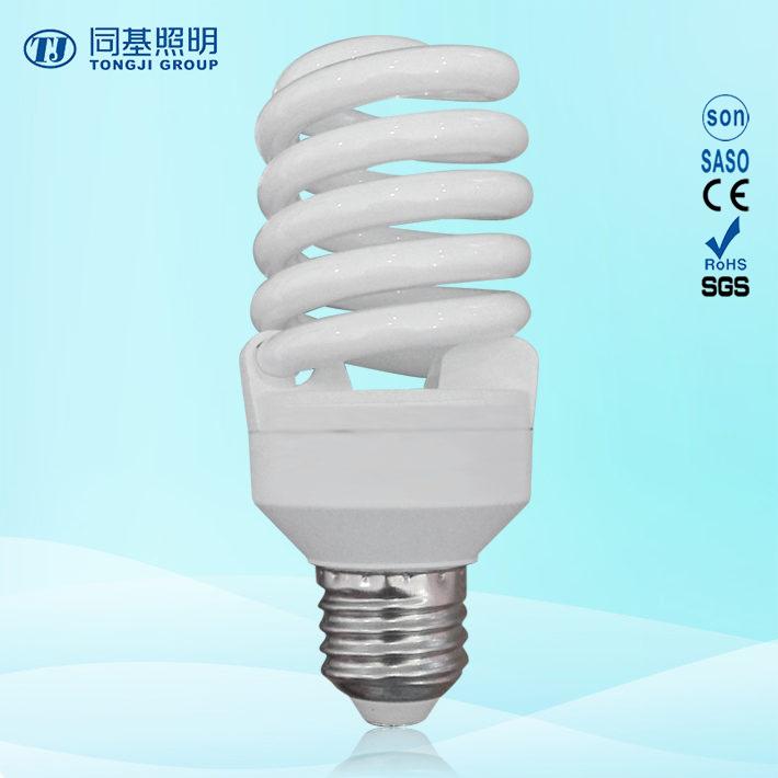 Energy Saving Lamp Full Spiral All Watta, 2700k-8000k, 220-240V
