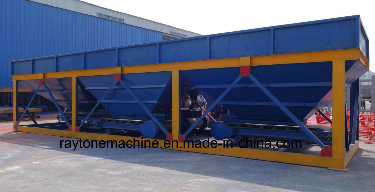 Qt4-15c Fully Automatic Hollow Block Making Machine