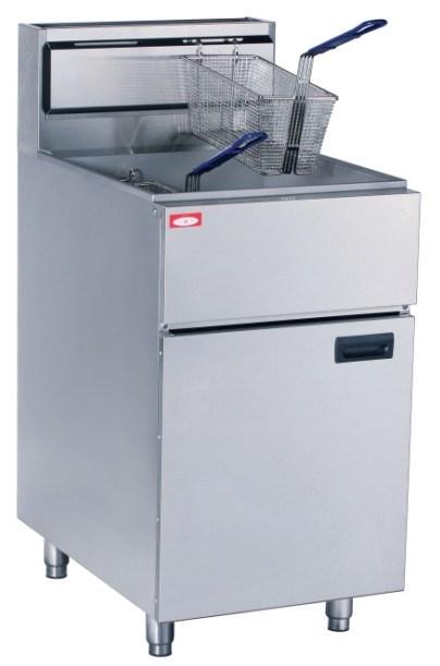 Gas Fryer - American Type