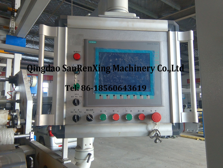 Self-Adhered Waterproof Membrane Coating Production Line