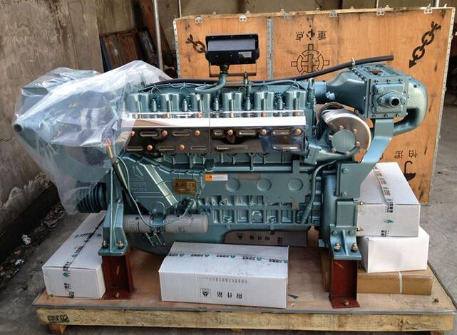 Steyr Wd615 Series Marine Diesel Engine for Boat/ Vessel/ Ship