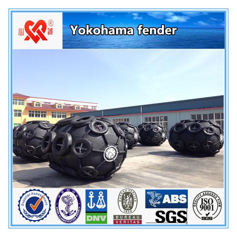 Ship Docking Protection Marine Yokohama Fender