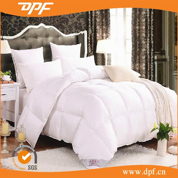 Luxury White Goose Down Duvet Wholesale Duck Down Comforter