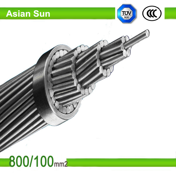 Overhead AAC Cable All Aluminum Conductor Electric Power Cable