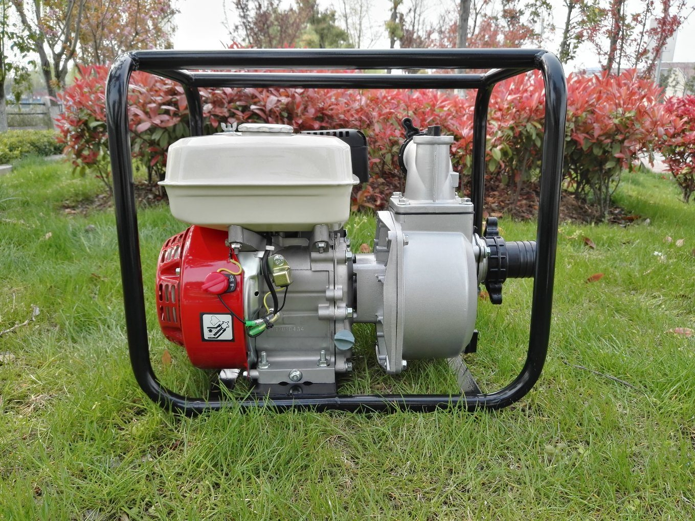 2 Inch Propane & Gasoline Dual Fuel Driven Water Pump (WP20GP)
