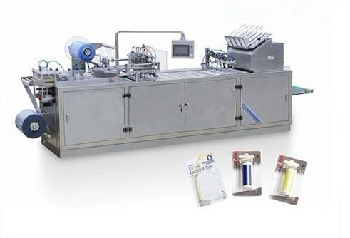 Dzp-500s Automatic Blister Card Packing Machine