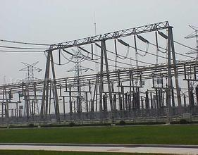 110kv Steel Substation Structure
