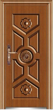 (BG-C9050) Copper Single Door