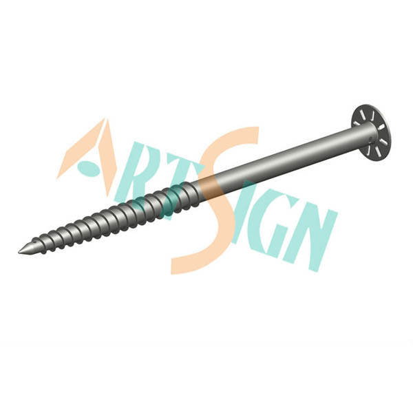 Solar Ground Screws for Solar Mounting