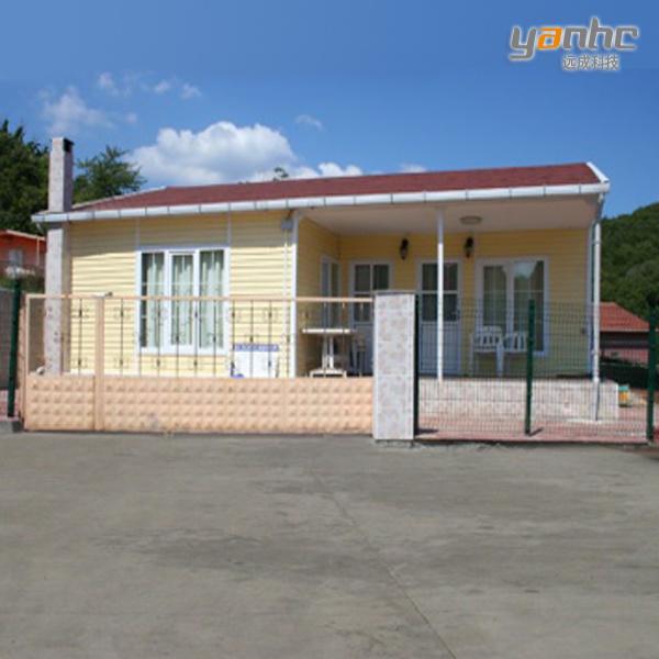 Casa prefabricada de acero m vil del panel de emparedado - Casas moviles prefabricadas ...
