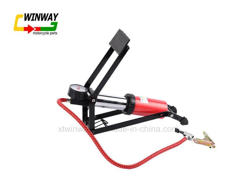 High Pressure Pump, Bicycle Parts, Foot Stype Pump
