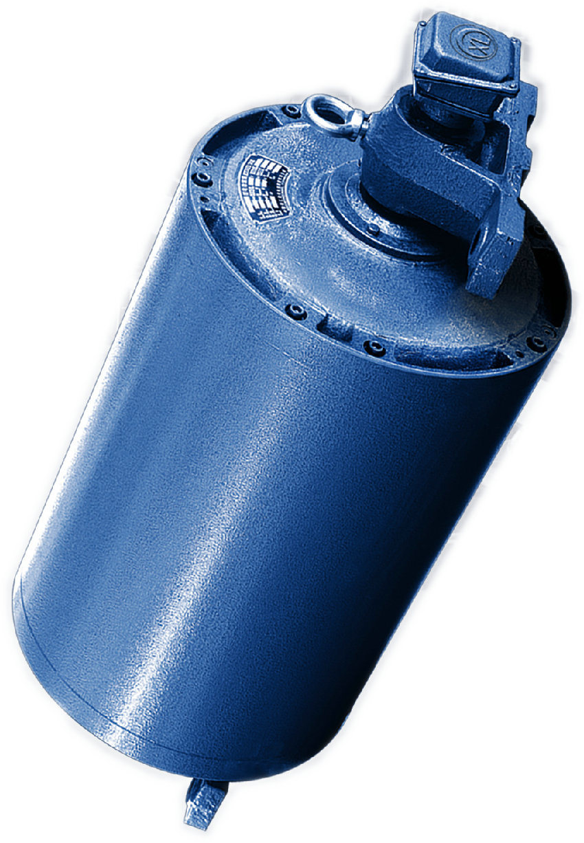 Tdy Oil Cooling Drum Motor/Conveyor Pulley