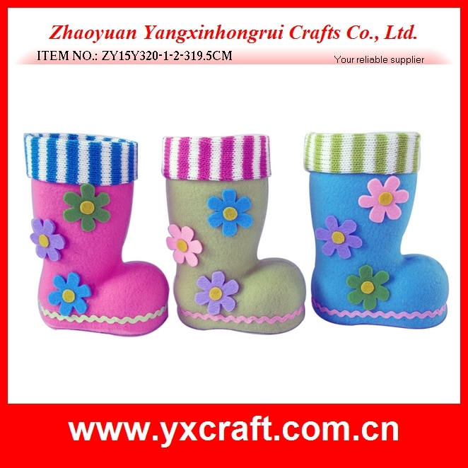 Easter Decoration (ZY15Y320-1-2) Easter Boot Food Products