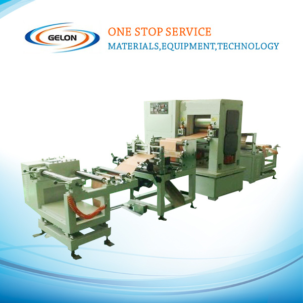 Continuous Pressing Machine for Li-ion Battery Manufacturing Machine