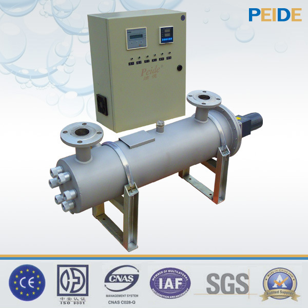 Ultraviolet Light Disinfection UV Sterilizer for Industrial Water Purification