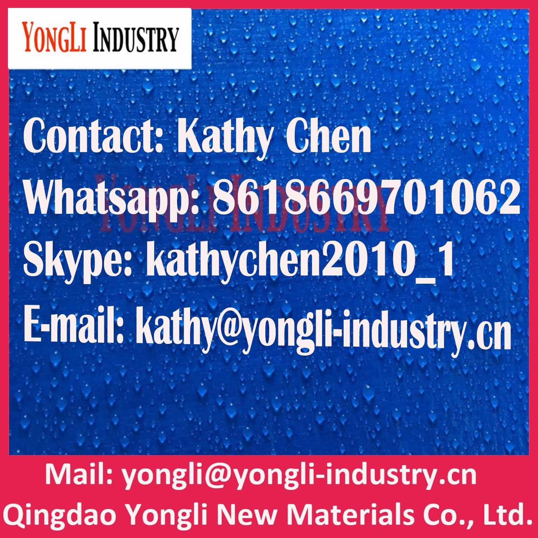 Good Quality Waterproof Plastic Tarpaulin Sheet