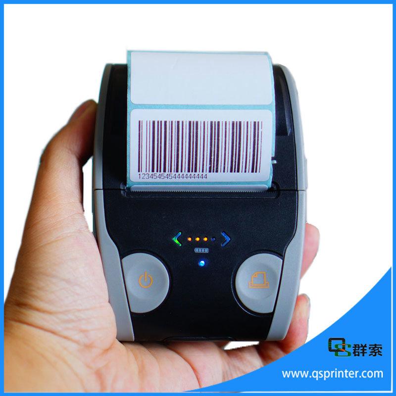 Portable Android Mini Bluetooth Receipt Printer Rugged for Logistics