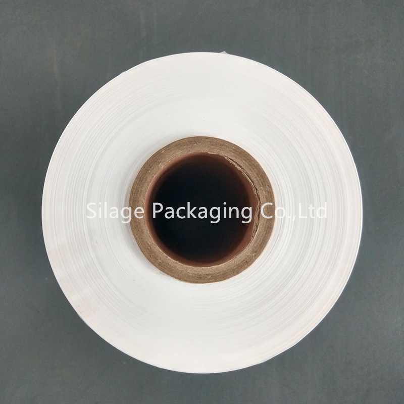 750mm*1500m*25mic Blown Round Bale Foil Silage Wrap Film