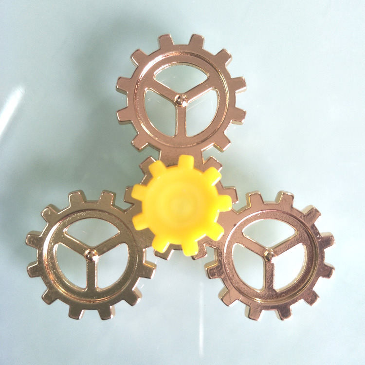 Alloy Gear Shape Fidget Spinner GE31