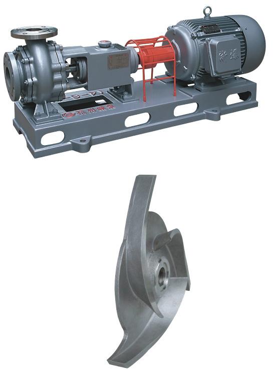 Open Impeller Paper Pulp Pump (AZ Series)
