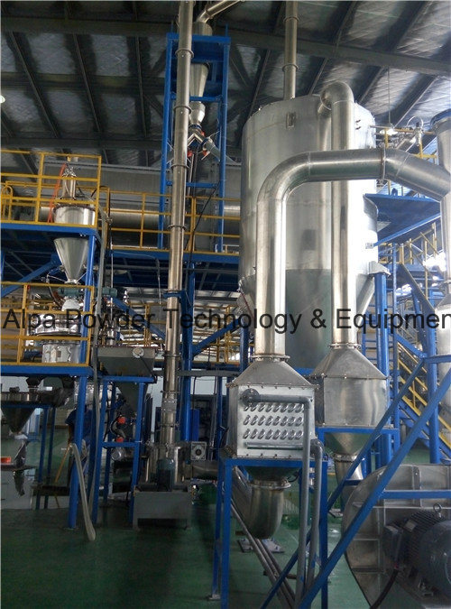 High-Purity Lithium Batteries Cathode Material Machine-Classifier Mill