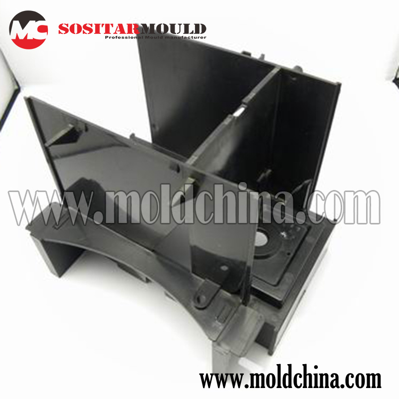 ABS Material Plastic Injection Molding of Electronics Shell Manufacture