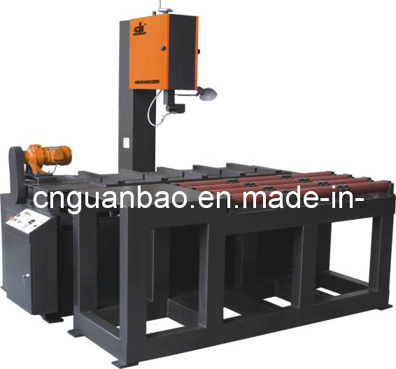 Vertical Band Saw Machine Gd5450/250