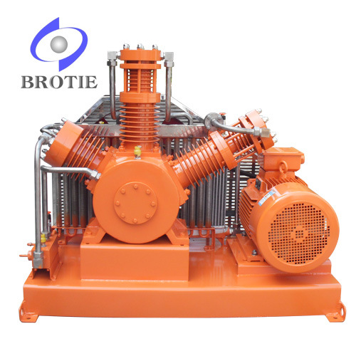 Brotie Totally Oil-Free Sulfur Hexafluoride Compressor