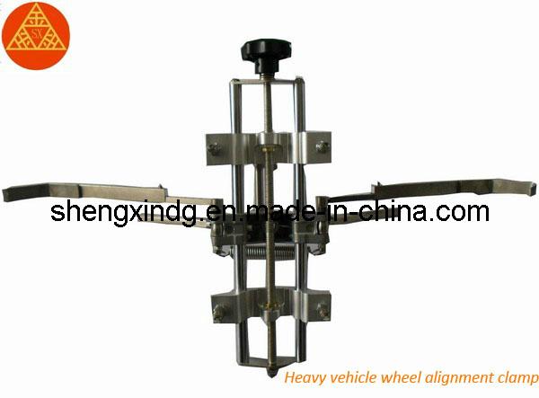 Heavy Duty Bus Truck Passenger Car Auto Vehicle Wheel Alignment Wheel Aligner Adaptor Adapter Localizer Clip Lock Clamp Clamper (JT006G)