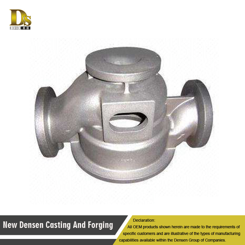OEM Stainless Steel Nickel-Based Alloy Precision Casting