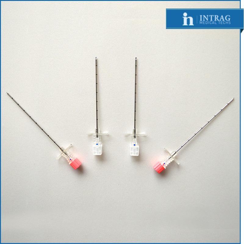 Epidural Needle with Huber Tip