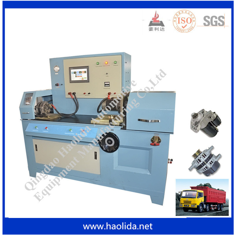 Automobile Alternator Starter Test Bench for Truck with Computer Control