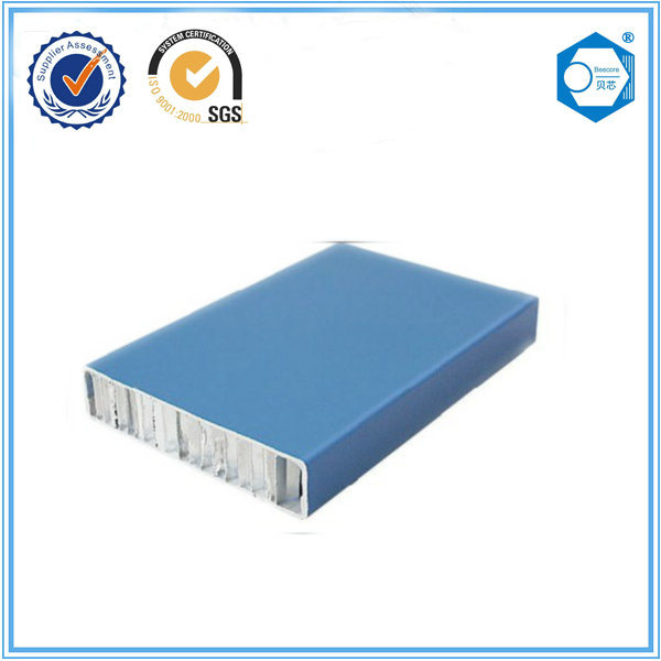 Beecore Aluminum Honeycomb Plate Used for The Subway and High Speed Train