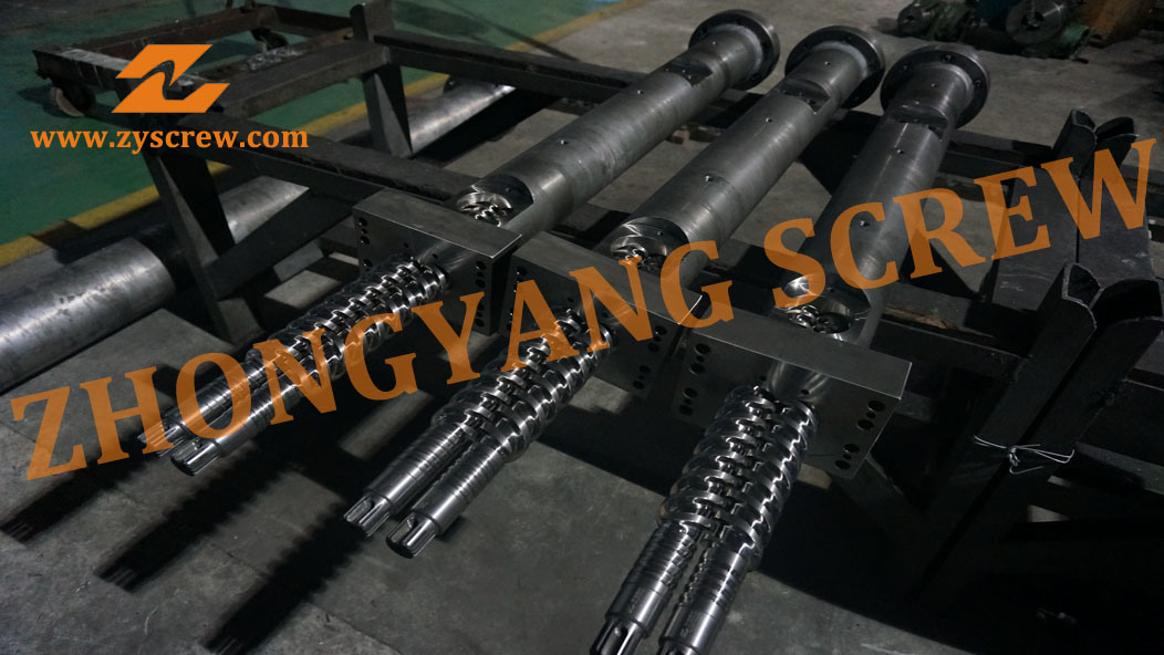 Design Customize Parallel Twin Screw and Barrel
