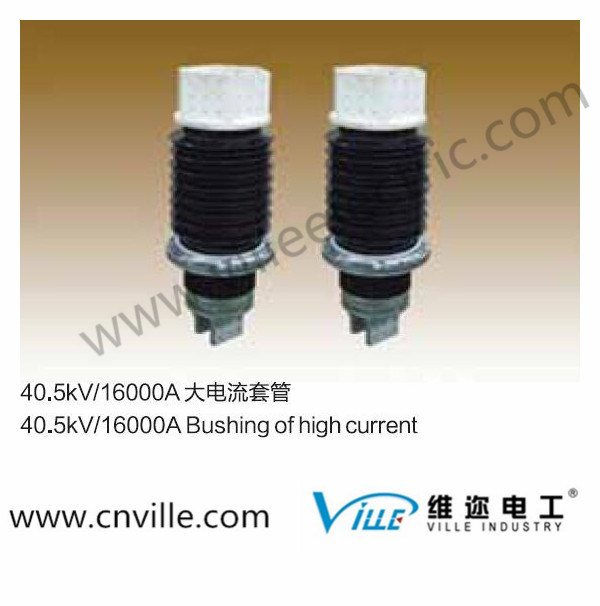 Bfw-40.5/16000-4 High-Current Transformer Bushing Used for Power Distribution