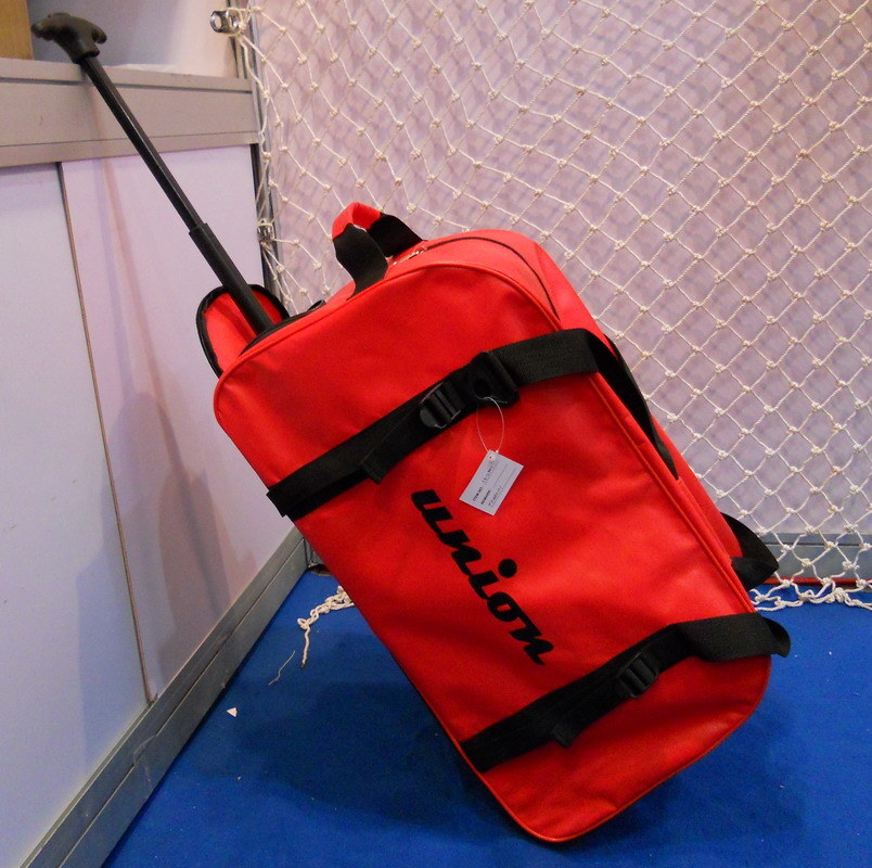 Rainproof Tarpaulin Shoulder Bag with New Design (UBS14003)