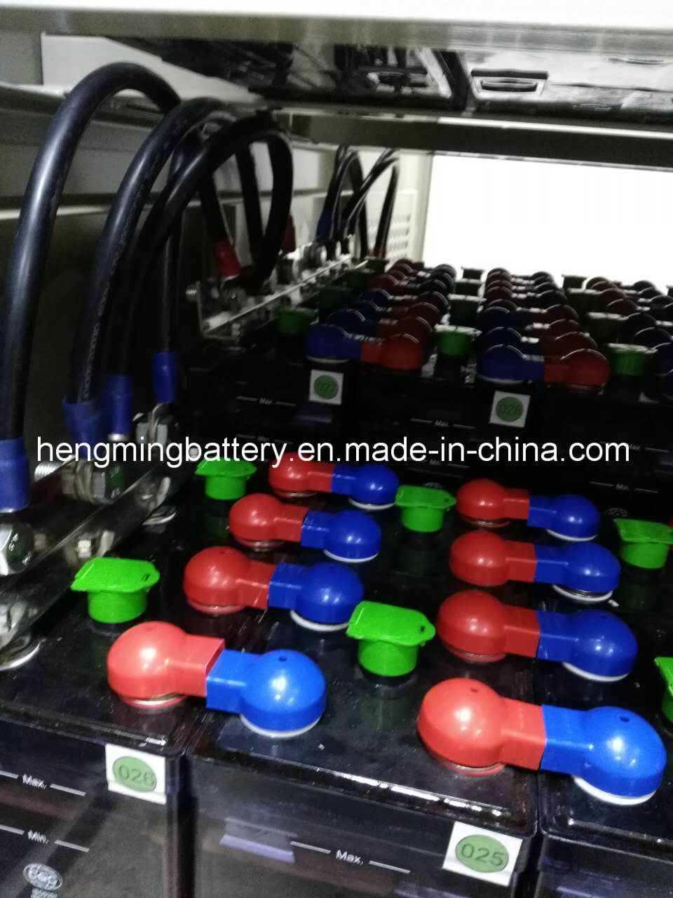 1.2V 450ah Qng450ah-ABS Container Ni-MH Battery/Packet Battery/Nickel-Metal Hydride Battery / Battery/for 12-380V System Green Power Only Manufacturer in China