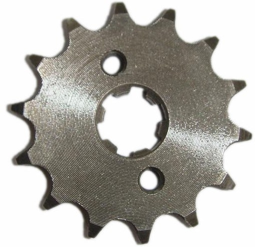 Motorcycle Sprocket -Front Small 14t with Heat Treatment
