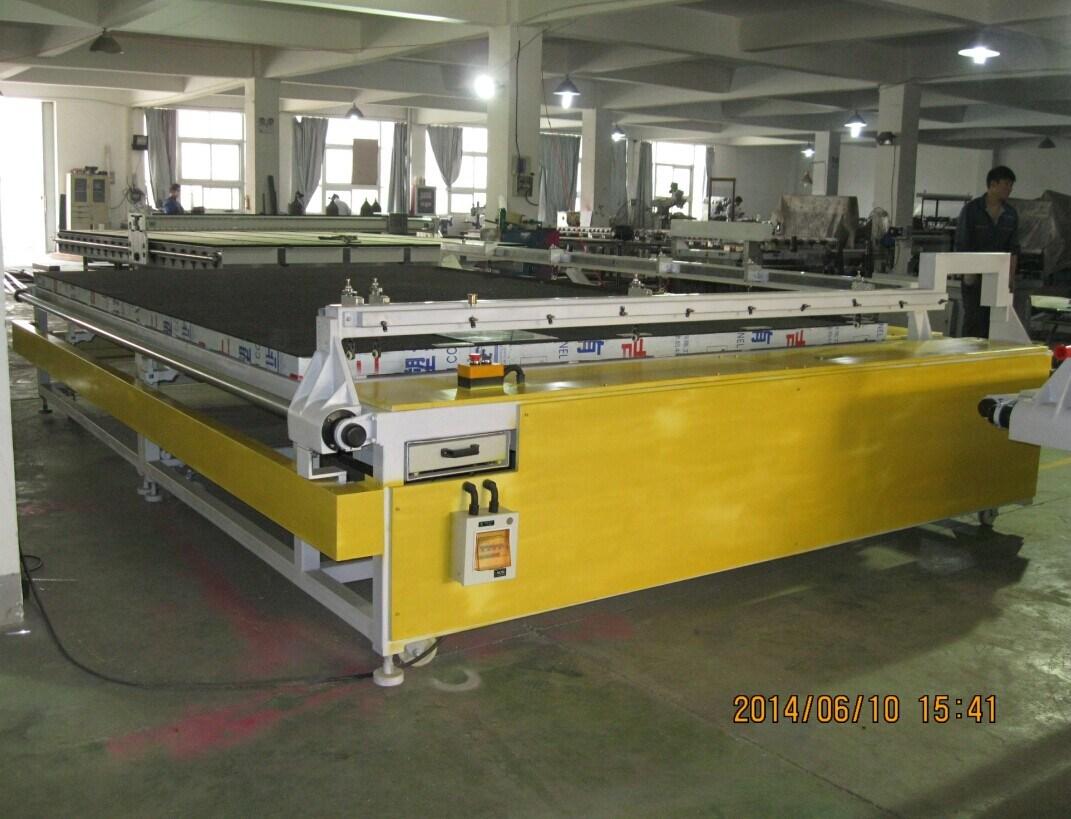 Yg-3826 Semi-Automatic Glass Cutter
