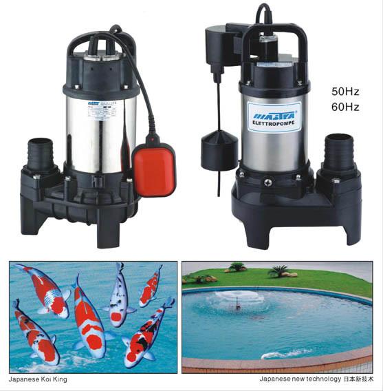 Sewage Submersible Pump (MST 250, 400)
