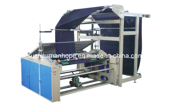 Rh Double Folding and Plaiting Machine (RH)