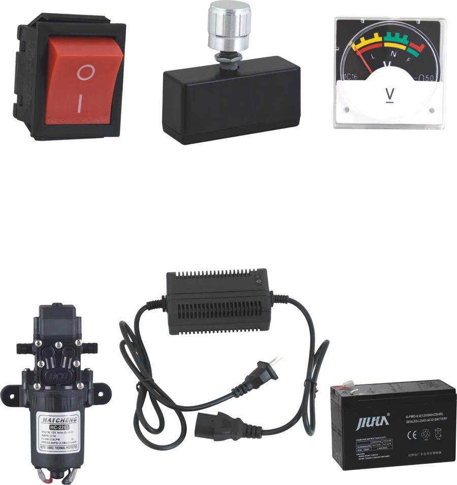 Knapsack Backpack Electric Battery Sprayer (BS-16-1)